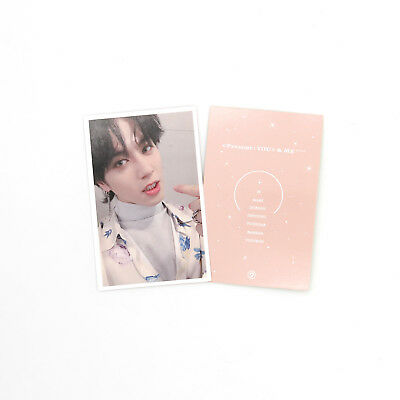 [GOT7]Present:You&Me Repackage Official Photocard/Miracle/YUGYEOM 4