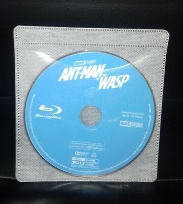 Ant-Man And The Wasp Blu-Ray Disc Only [Usa]