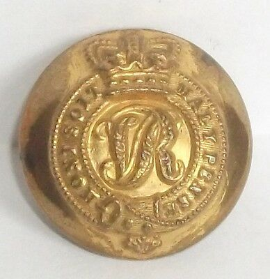 QVC Victorian Brigadiers & Colonels 22.5mm Gilt Officers Tunic Button