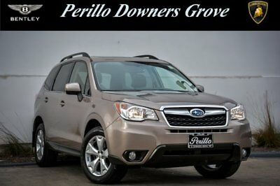 2016 Forester 2.5i Limited With Navigation 2016 Subaru Forester for sale!
