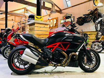 Ducati Diavel Carbon 2012 Finance From £149 pcm