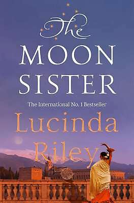 The Moon Sister (The Seven Sisters), Riley, Lucinda, New Book