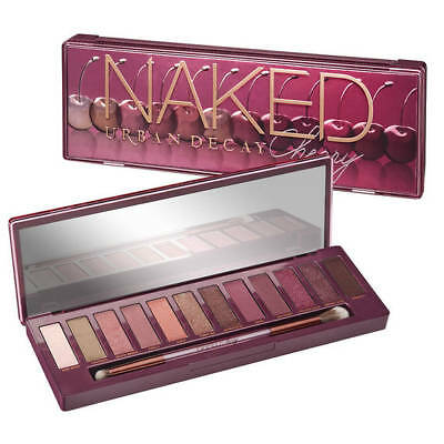 Naked Cherry Urbandecay Eyeshadow With 100% Free Shipping
