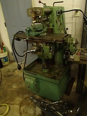 clausing 8540 milling machine