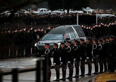 The State Funeral Ofgeorge H. W. Bush