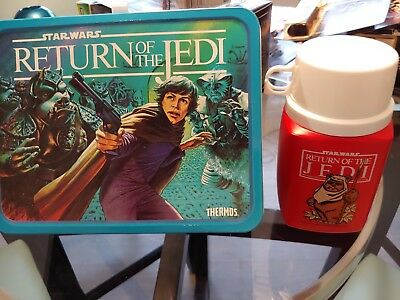 Star Wars Return of the Jedi Thermos lunch kit