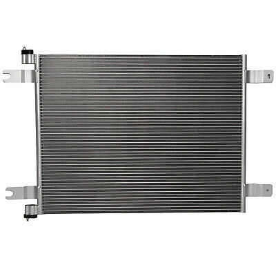 LY New Truck A/C Condenser for 08-10 Kenworth T600 T660 07-08 W900L Aluminum