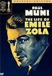 The Life of Emile Zola (DVD, 2005) #3-016