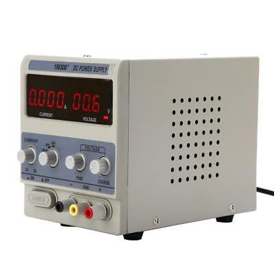 3A / 5A 0-15V DC Power Supply Precision Variable Digital Lab Adjustable w/ Cable