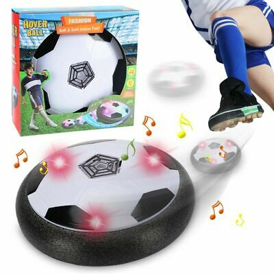 Hover Ball LED Light Flashing Arrival Air Power Soccer Ball Football Gliding Toy