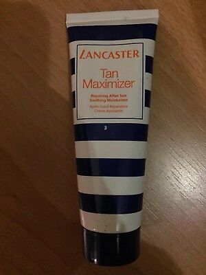 Lancaster Tan Maximizer Repairing After Sun Soothing Moisturizer