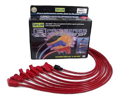 Taylor Cable 74203 8mm Spiro-Pro Ignition Wire Set