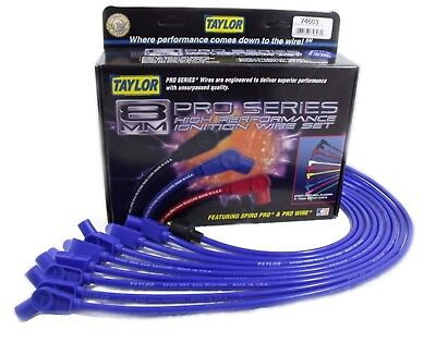 Taylor Cable 74603 8mm Spiro-Pro Ignition Wire Set