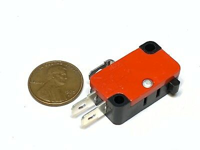1 Piece Bump Micro Limit Switch with no Lever v-15-1c25 15A 125/250VAC A14