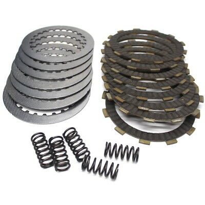 2004-2007 Honda CRF250R Heavy Duty DCR Clutch Kit Plates Steels Springs