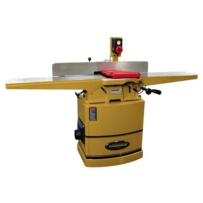 "Powermatic 1610086K 60HH 8"" Jointer, 2HP 1PH 230V, Helical Head"
