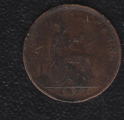 Great Britain 1 Penny 1877