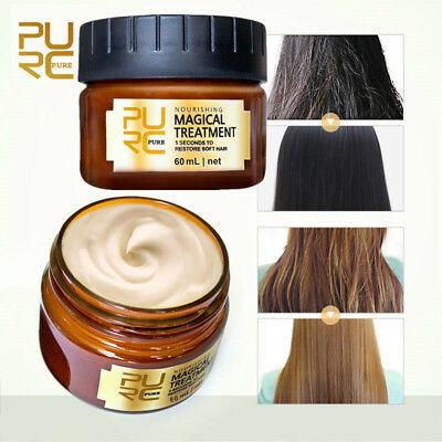 Dry Damaged Keratin Repair Hair Conditioner Hair Treatment Mask Hair Care