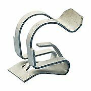 Pack of 100 Caddy 449 Spring Steel Cable To Metal Stud Clip