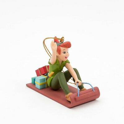 NEW Disney Christmas Magic #122 Peter Pan Collectible Ornament - B1839