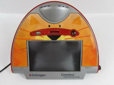 INVITROGEN COUNTESS AUTOMATED CELL COUNTER    C10281     Free Shipping!!!