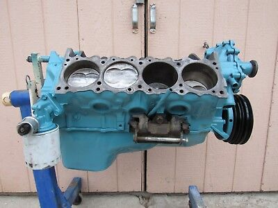 CAL PONTIAC 455 Wx Engine Short Block Firebird/trans Am/gto 1975 4-Speed  Formula