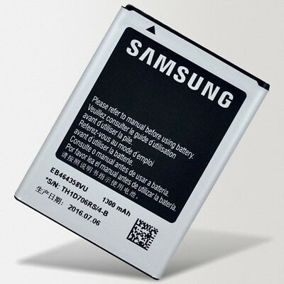 ORIGINAL Samsung Akku EB464358VU ~ für GT-S6310 Galaxy Young ~ Battery 1300mAh