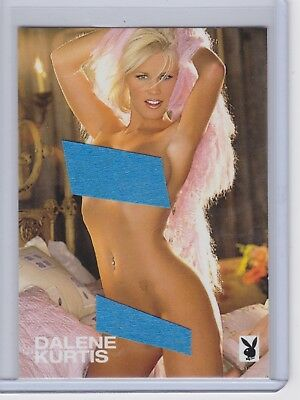 DALENE KURTIS Playboy Centerfold Update #41 Playmate Base Card HOT !!