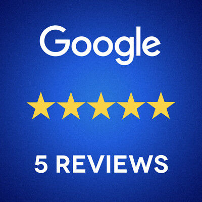 5 Google Reviews For Business Real 5 STAR ⭐⭐⭐⭐⭐Google Reviews