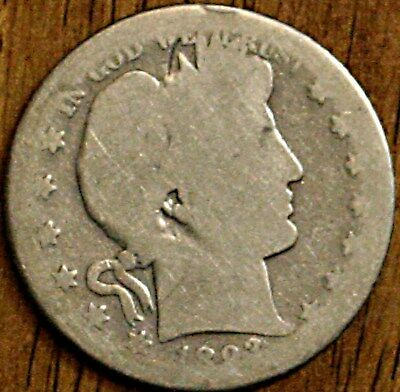 1893-S Barber Head Half Dollars