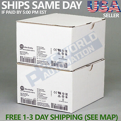 2018 *brand New* Allen Bradley 1606-Xle240E-3 Ser A Power Supply Latest Mfg Date