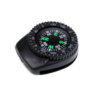 Portable Outdoor Mini Clip-on Navigation Wrist Compass Sports Survival Camping