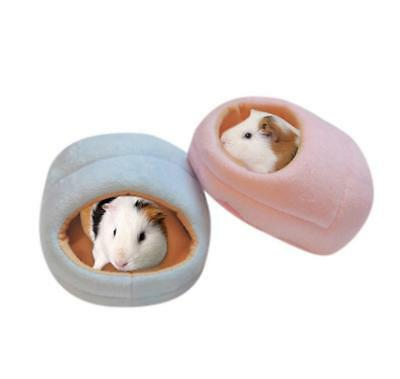 Hamster House Small Animal Rat Nest Warm Winter Soft Pad Bed 2 Sizes