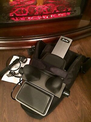 Saunders Cervical Home Neck Traction Device Machine & Carrying Case