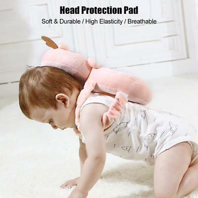 Baby Protection Pad Toddler Headrest Toddler Neck Cute Anti-skidding Head Pillow