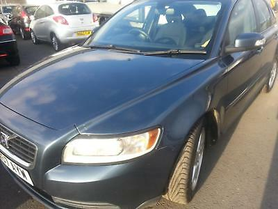 Volvo S40 2.0D S 2008  9 MONTHS MOT SERVICE HISTORY 15 STAMPS