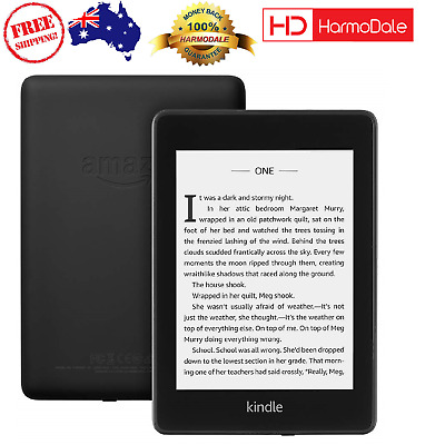 All-New Kindle E-reader Waterproof  High-Resolution Display 300 ppi Glare Free