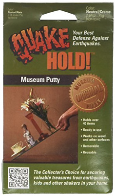 Museum Putty 2.64oz Pictures Earthquake Supplies Survival Kit Wax