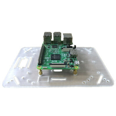 Tracked Robot Smart Car Chassis for Arduino Raspberry Pi DIY NEW