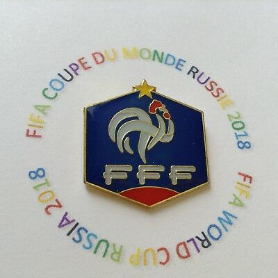 Pins Pin's France Fifa Coupe Du Monde Football  World Cup Russia 2018