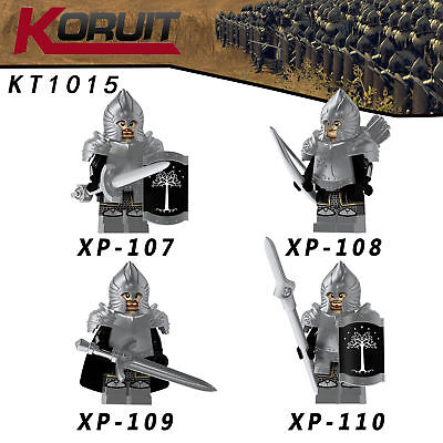 KT1015 Compatible Custom Rare #1015 Kids Movie Gift Collectible Child New #Chen