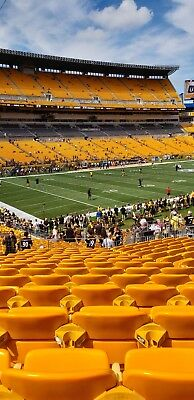Pittsburgh Steelers VS New England Patriots Sunday Dec 16 4:25 PM  2 tickets