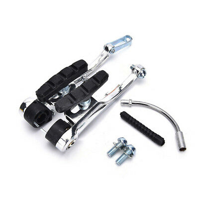 Levers Brake V Brake Set Bike Bicycle Alloy Front Rear Tail Accessory 4.33''