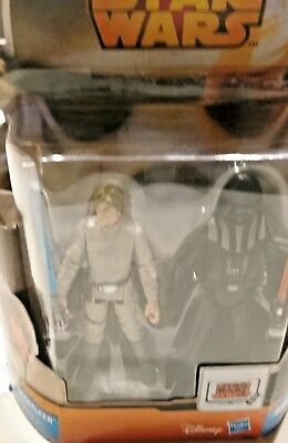 Luke und Vader StarWars Action Figuren Hasbro