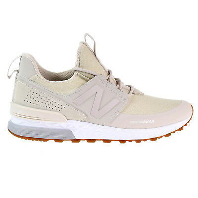 in stock d0957 7d5f0 NEW BALANCE MEN'S 574 Shoes Black with Off White & White ...