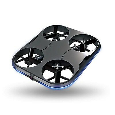 KIZMO Portable Drone with HD Camera, Optical Positioning, Auto Following & Sm...