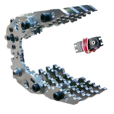 Mechanical Robotic Arm Clamp Claw Mount Robot Kit for Mechanical Assembly