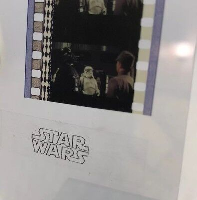 Authentic Star Wars: A New Hope (IV) Film 5-Cells DARTH VADER