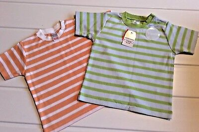 Baby Boy 3-6 Months NEW with tags NEXT striped cotton t-shirts Excellent Cond
