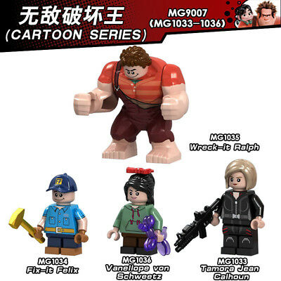 MG9007 Compatible #9007 Kids Weapons Collectible Movie Gift Custom Rare #Chen